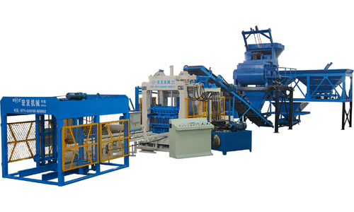 HFB5200A Brick Making Machine