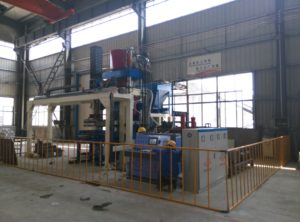 Hongfa Pallets Free Brick Machine