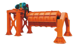 Horizontal Concrete Pipe Making-machine