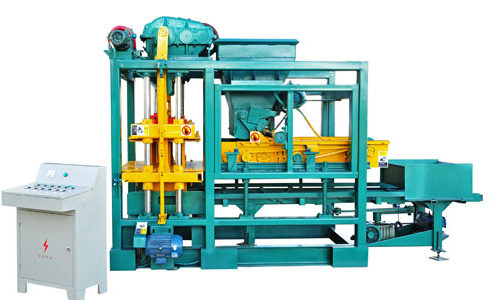 HFB546M fly ash block machine