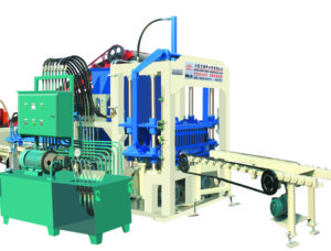 HFB570S Paver Block Machine