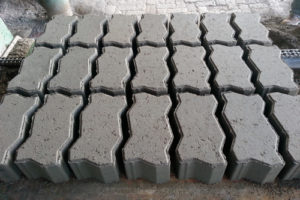 Hongfa Paving Blocks