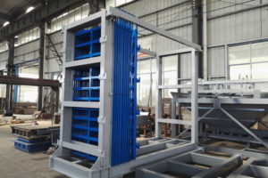 Manual Wall Panel Machine