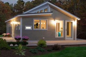 Lightweight Wall Panel House